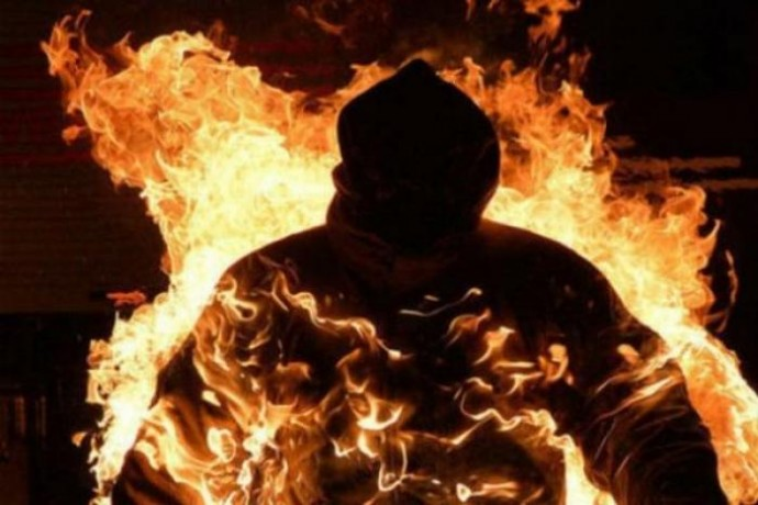 У Ямпільському районі стався другий випадок самоспалення за тиждень