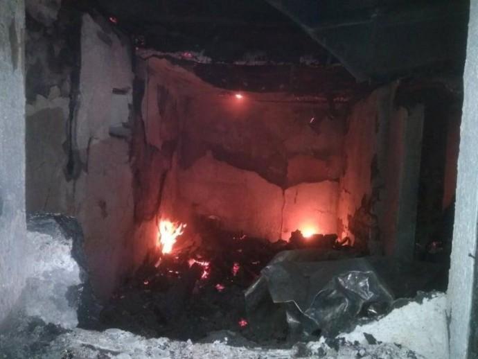 На Вінниччині у пожежі загинула бабуся