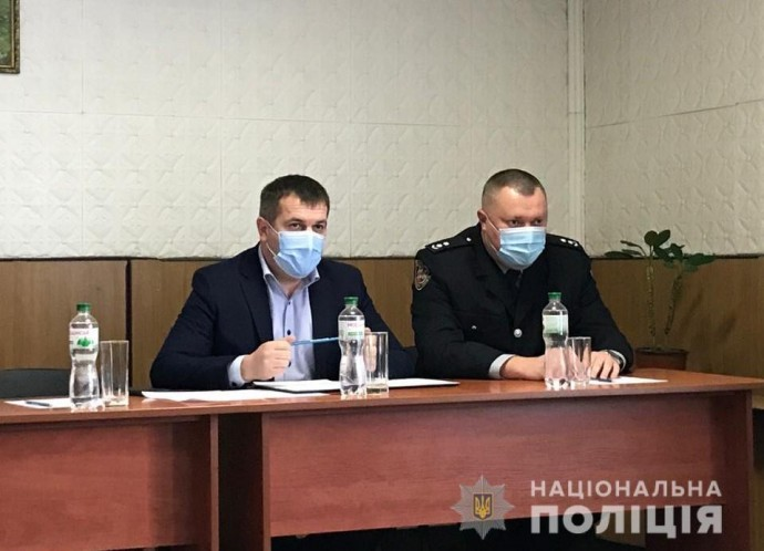 У Вінниці змінили керівників двох підрозділів поліції
