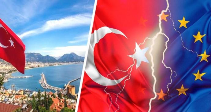 Туризм в Турции закрывают: Еврокомиссия наложит на него санкции