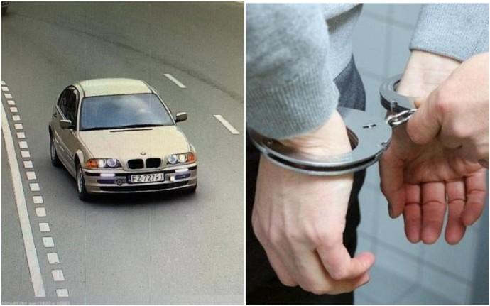 Водій BMW, який збив пішохода на Київські та кинув авто, здався поліції (Фото+Відео)