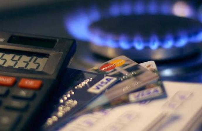 Почти 60% украинцев перестали платить за газ вовремя