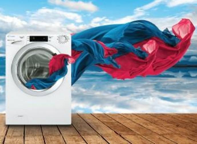 Скачет стиральная машина, как решить?