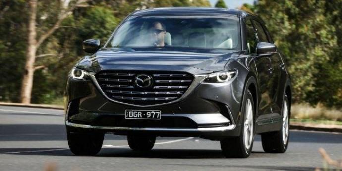 Mazda представила обновленный CX-9