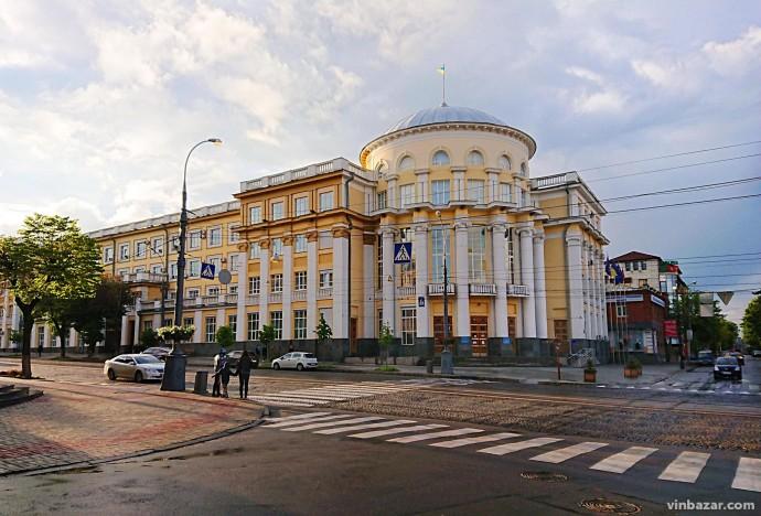 Чергова сесія Вінницької обласної ради запланована на 11 грудня