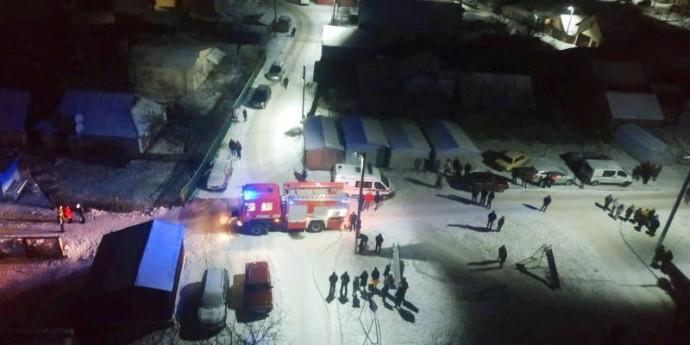 На Вінниччині у пожежі загинуло двоє людей