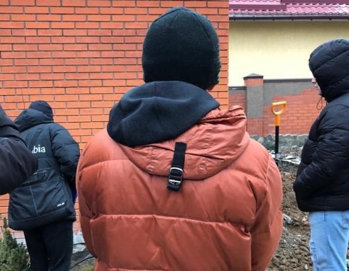 У Вінниці чоловік зізнався, як три роки тому вбив знайомого, а тіло забетонував (Фото)