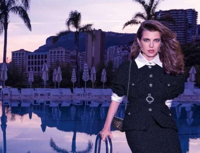 Внучка Грейс Келли снялась в рекламной кампании Chanel