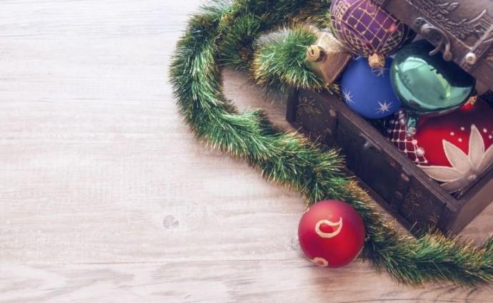 Кілька корисних порад щодо зберігання новорічних прикрас