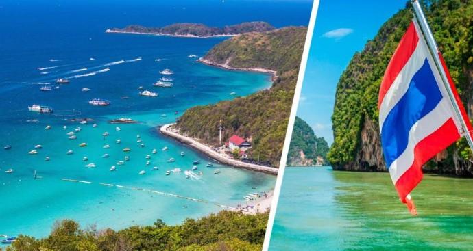В Таиланде заблокирован целый остров, туристы экстренно эвакуированы