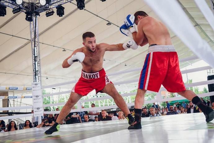 Спортсмени з Вінниці готуються до чемпіонату світу з боксу
