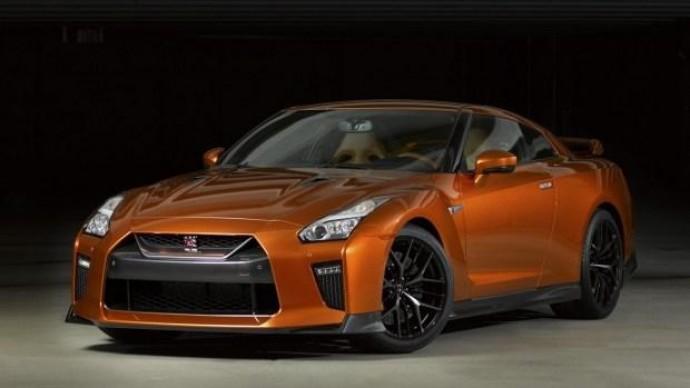 Новые подробности о новом Nissan GT-R