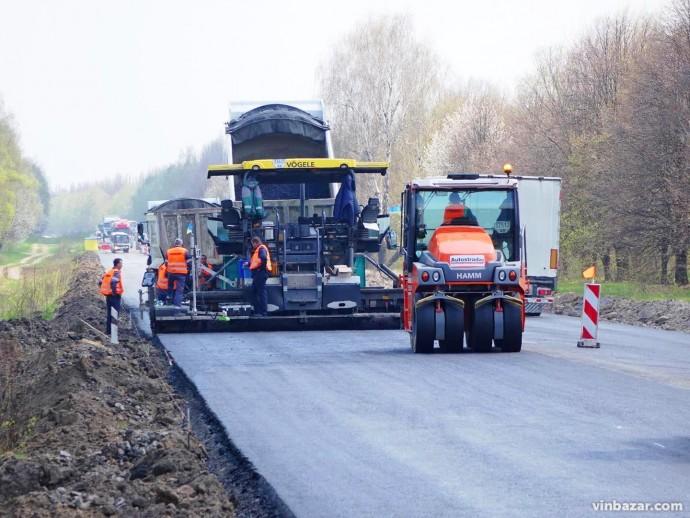 Стало відомо, які дороги та мости ремонтуватимуть на Вінниччині у 2021 році