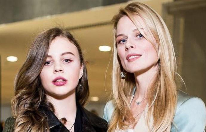 Старшій доньці відомої української телеведучої Ольги Фреймут виповнилося 15 років