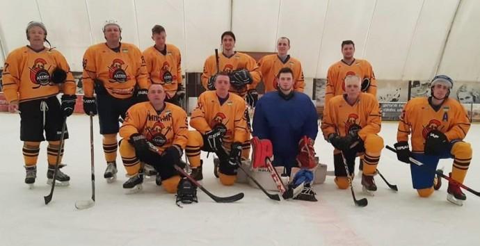 У Вінниці стартував чемпіонаті міста з хокею серед чоловіків (Фото)