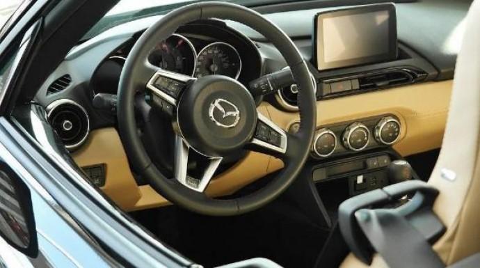 Mazda розробляє новий електричний кросовер