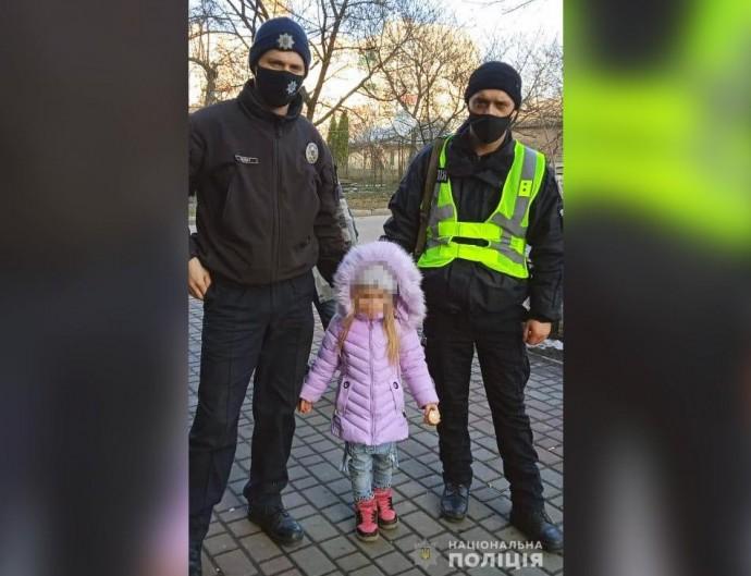 Жінка з Вінниці загубила4-річну доньку, коли їхала до родичів у Хмельницьку область