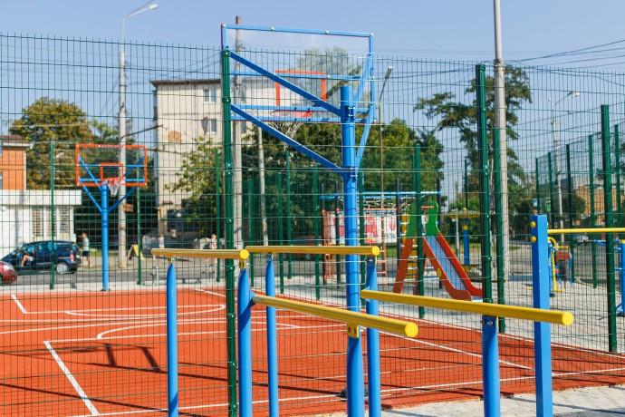 У Вінниці збудують ще два спортивні майданчики