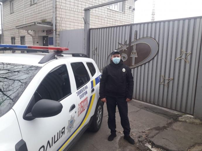 У Вінниці затримали юнака, який намагався проникнути на стратегічний об'єкт