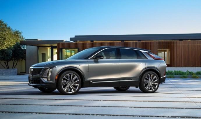 Электрический кроссовер Cadillac Lyriq 2022 – запас хода 500 км и привлекательная цена