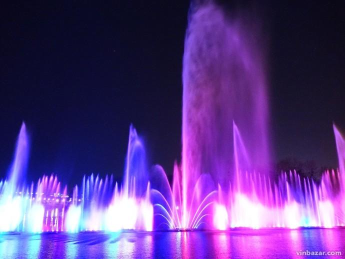 Відкриття фонтану Roshen у 2021 році відклали до закінчення карантину