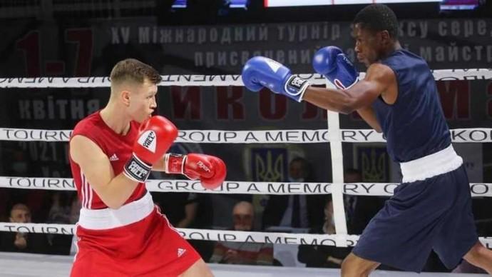 Вінничанин Олександр Железняк виборов срібло на  XV Міжнародному турнірі з боксу серед чоловіків (Фото)