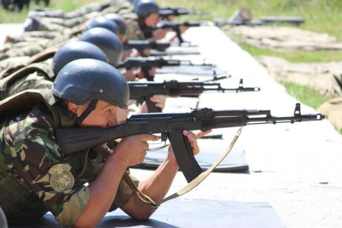Як влаштована бригада територіальної оборони Вінниччини, що має стати на захист області в разі війни (Фото)