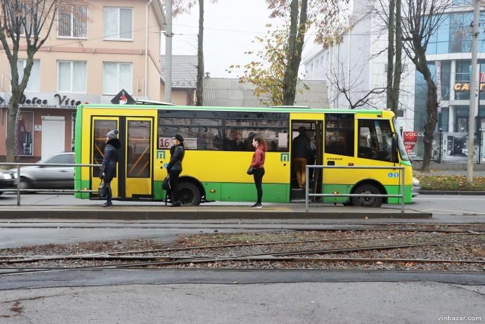 У Вінниці піднімають вартість проїзду в маршрутках до 10 гривень