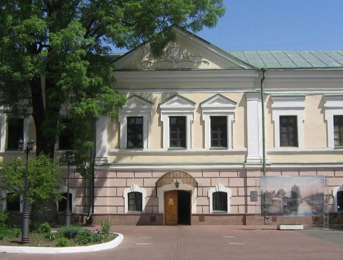 На ремонт Музею Івана Гончара в Києві потрібен 1 мільйон гривень