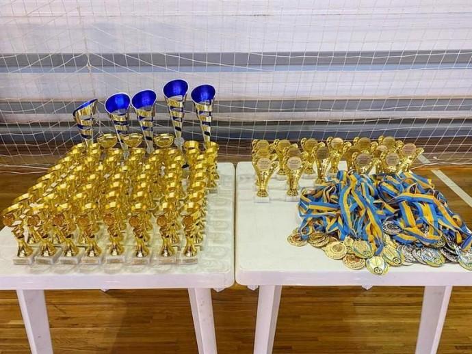 Вінницькі спортсмени здобули 15 нагород на Всеукраїнському турнірі з тхеквондо (Фото)