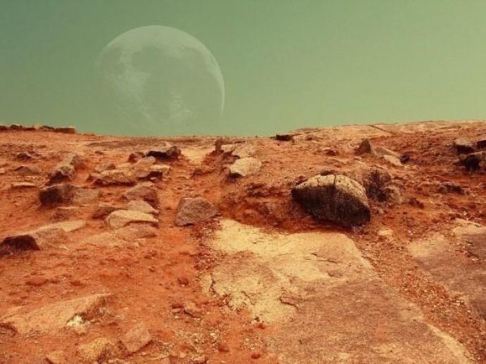 Реальні знімки Марса перетворили в документальний 4K-фільм (Відео)