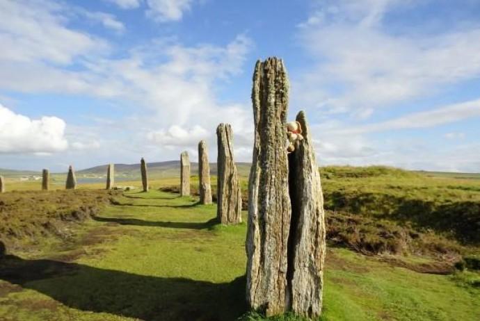 В Британії виявили відбиток пальця, якому тисячі років