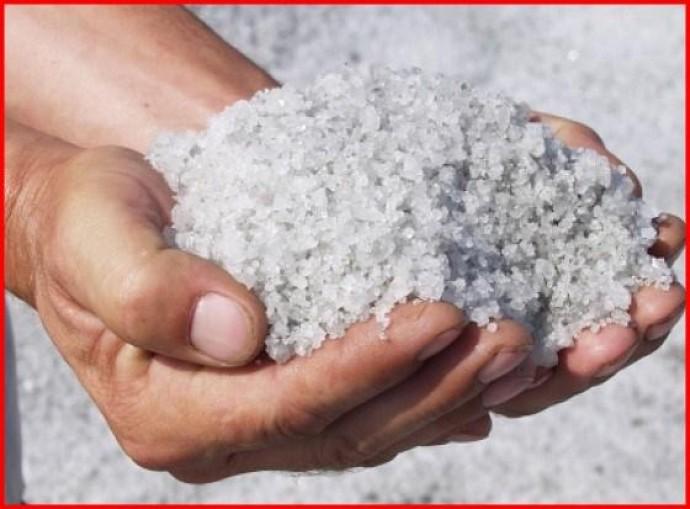 Галит – соль техническая: эффективное средство в борьбе с гололедом