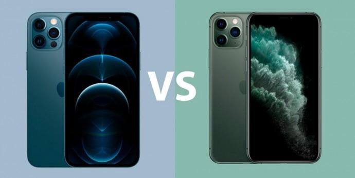 Сравниваем iPhone 11 и iPhone 12
