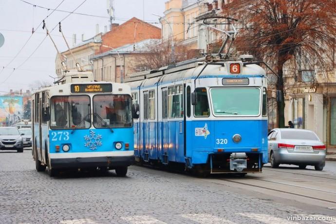 У Вінниці відмовилися від безкоштовного перевезення на Великдень 2021