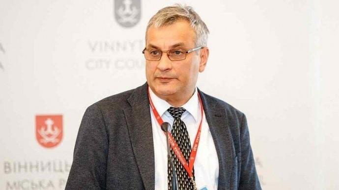 """Новим директором """"Аеропорту Вінниця"""" став Володимир Ніценко"""