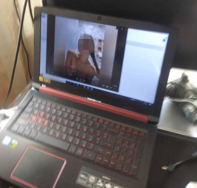 У Вінниці викрили чоловіка, який поширював порно з неповнолітніми (Фото)
