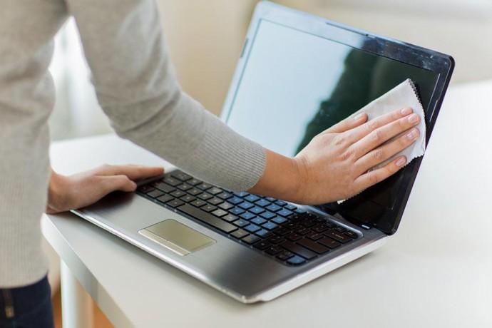 Важливі правила у догляді за монітором комп'ютера і ноутбука