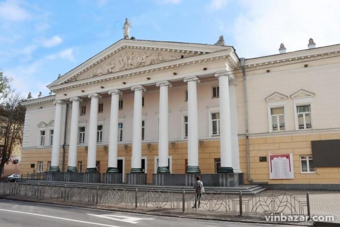 Вінницький академічний музично-драматичний театр відновив показ вистав