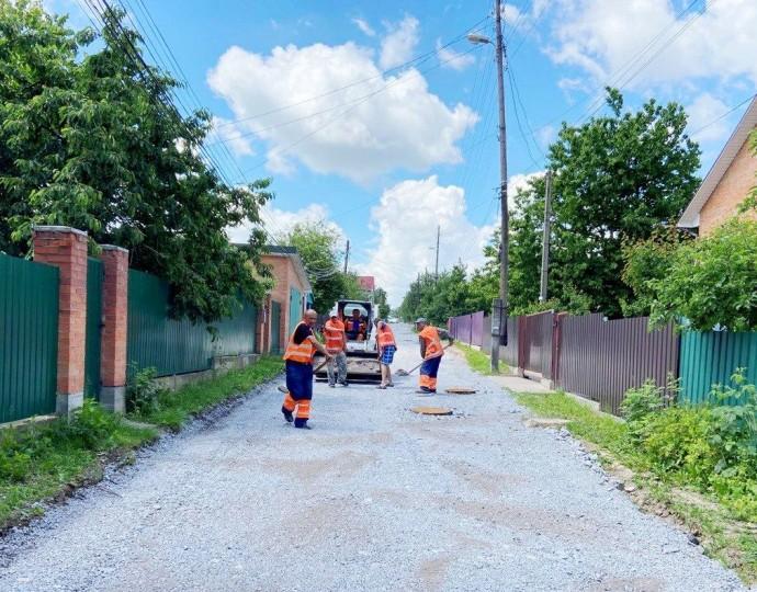 У Вінниці капітально ремонтують вулицю Гагаріна