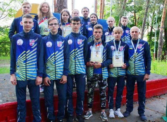 Збірна Вінниччини виборола 16 медалей на чемпіонаті України зі спортивного орієнтування (Фото)