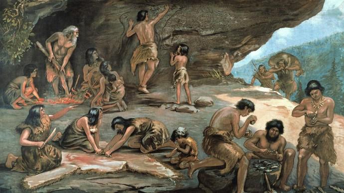 Цікаві факти про стародавніх людей