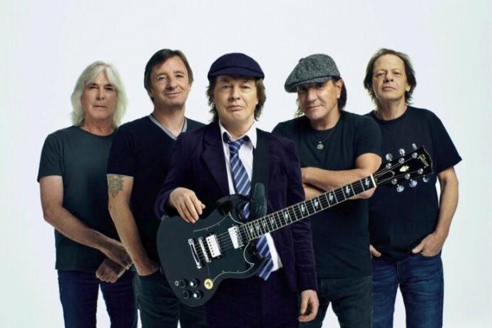 Рок-группа AC/DC опубликовала клип на песню Witch's Spell