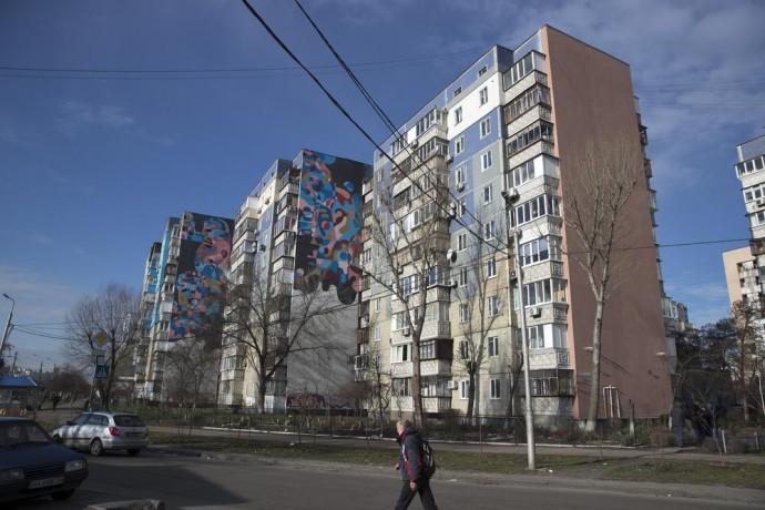 У Києві відремонтували 13 багатоповерхівок