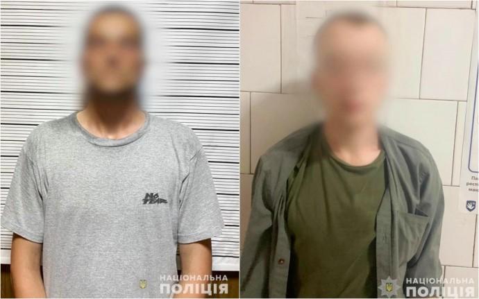 У Вінниці двоє чоловіків напали та пограбували перехожого
