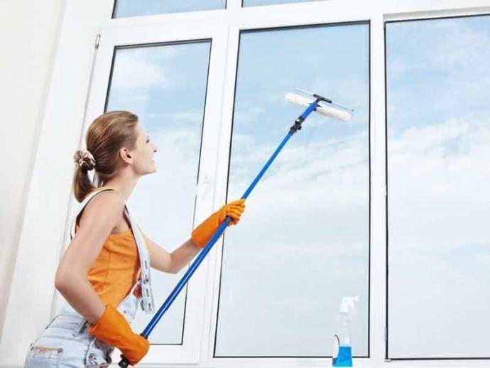 Окномойка или щетки: чем мыть окна?