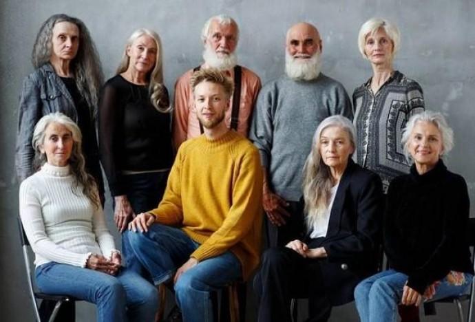 Вік - не вирок: модельне агентство наймає тільки тих, кому за 45