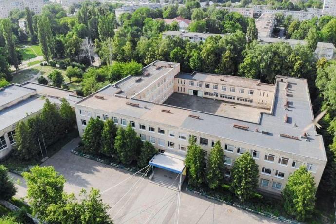 У Вінниці приступили до реконструкції 23-ї школи