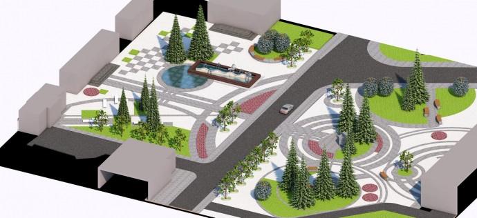 У Барі планують реконструювати центральну площу міста. Показали проєкт (Фото)