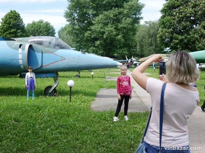 1 серпня у Вінницькому музеї Повітряних Сил проведуть День відкритих дверей